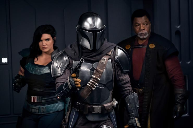 the-mandalorian-season-2-gina-carano-carl-weathers